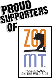 Blue Lynx Design is a proud supporter of Zoo Montana!